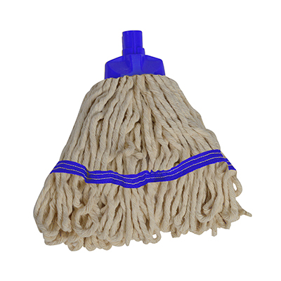 SYR Economy Mini Mop Head (Blue)