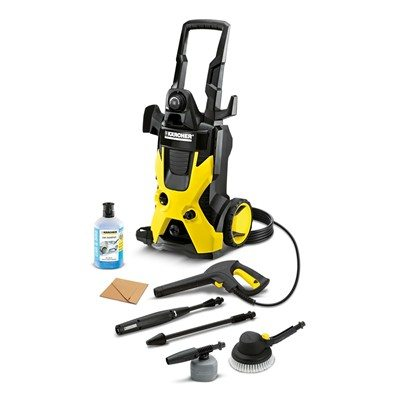 karcher k5 car pressure washer bundle medium domestic pressure washers cleanstore. Black Bedroom Furniture Sets. Home Design Ideas