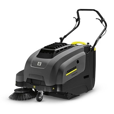 Karcher KM 75/40 W Bp Vacuum Sweeper (LM Battery)