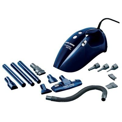 Black & Decker VH780 780w Dustbuster� Mini Hand Vac with 14 Accessories