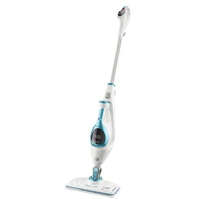 Black & Decker FSMH1621 2-in-1 Steam-Mop Deluxe with Steambuster