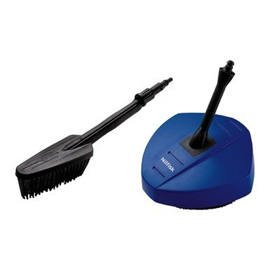 Nilfisk Compact Patio & Brush Kit
