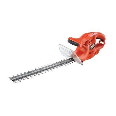 Black & Decker GT4245 420W Hedge Trimmer (45cm Blade)