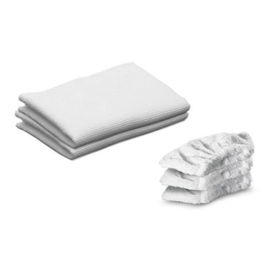 Karcher Steam Cleaning Cloth Set