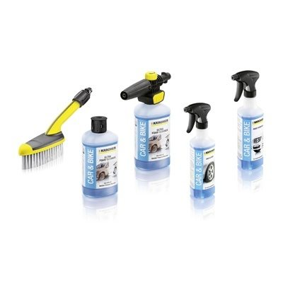 Karcher Car Cleaning Accessory Kit