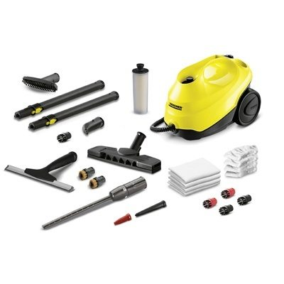 karcher sc3 platinum steam cleaner bundle ebay. Black Bedroom Furniture Sets. Home Design Ideas