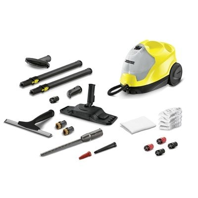 Karcher SC4 Platinum Steam Cleaner Bundle