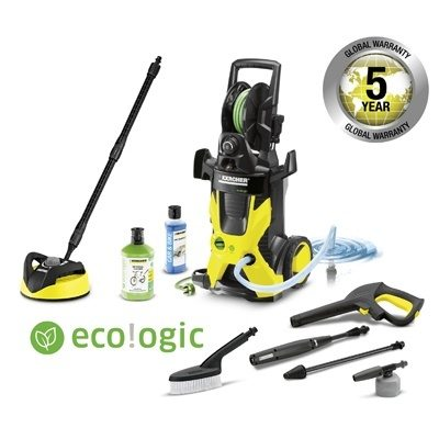 karcher k5 premium eco home platinum pressure washer bundle pressure washer bundles cleanstore. Black Bedroom Furniture Sets. Home Design Ideas