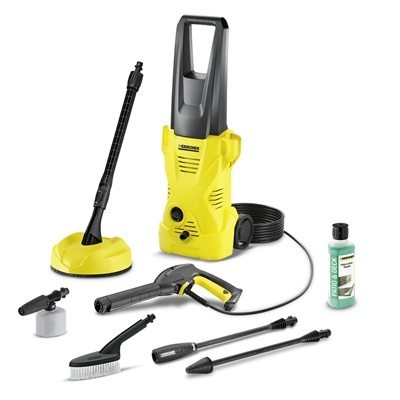 Karcher K2 Home Platinum Pressure Washer Bundle
