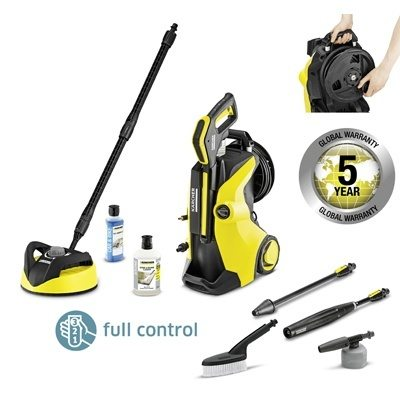 karcher k5 premium full control home platinum pressure washer bundle ebay. Black Bedroom Furniture Sets. Home Design Ideas