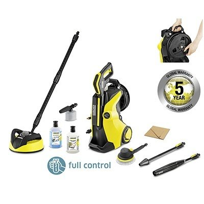 karcher k5 premium full control car home pressure washer bundle karcher full control. Black Bedroom Furniture Sets. Home Design Ideas