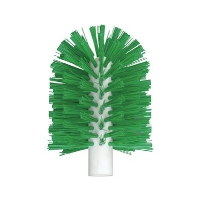 B1529/115 - Solid Core Tube Brush - Green