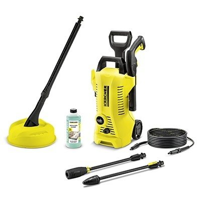 Karcher K2 Full Control Home Pressure Washer Bundle