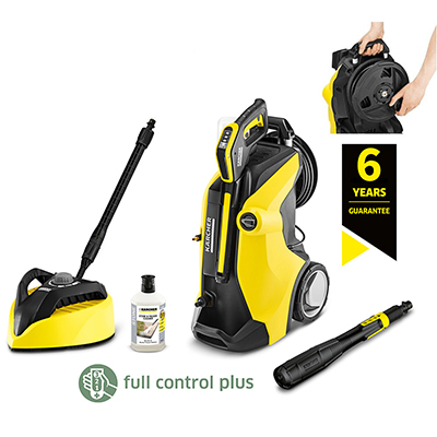 Karcher K7 Premium Full Control Plus Home Pressure Washer Bundle