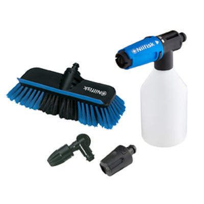 Nilfisk Click & Clean Car Washing Kit