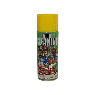 Lemon Squad Wax Free Polish (400ml)