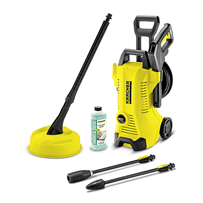 Karcher K3 Premium Full Control Home Pressure Washer Bundle