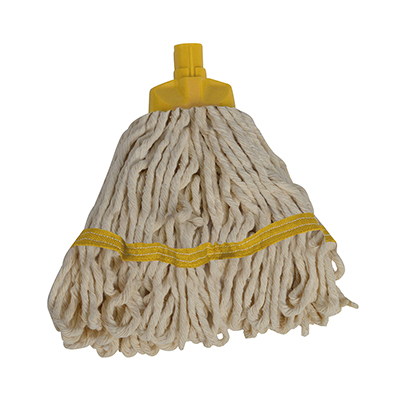 SYR Economy Mini Mop Head (Yellow)