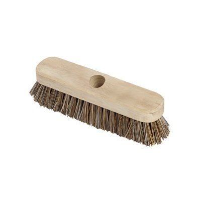 Hill Brush Industrial Stiff Deck Scrub (229mm)