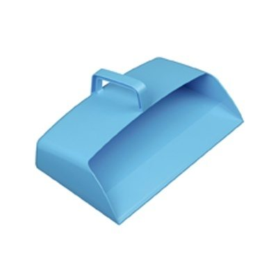 Enclosed Dustpan - Blue