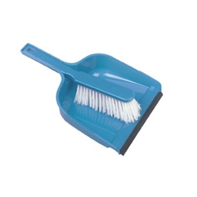 DP9SET - Plastic Dustpan & Brush Set
