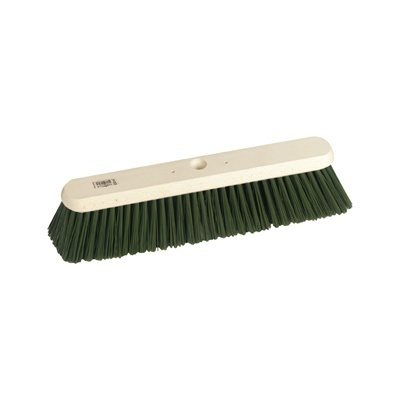 Hill Brush Industrial Stiff PVC Platform Broom (457mm)