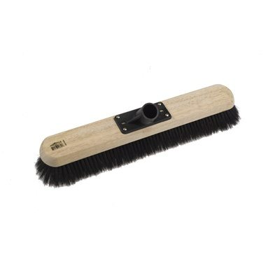H14/3 - Pure Bristle Platform Broom