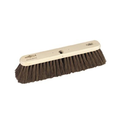 Hill Brush Finest Stiff Platform Broom (457mm)