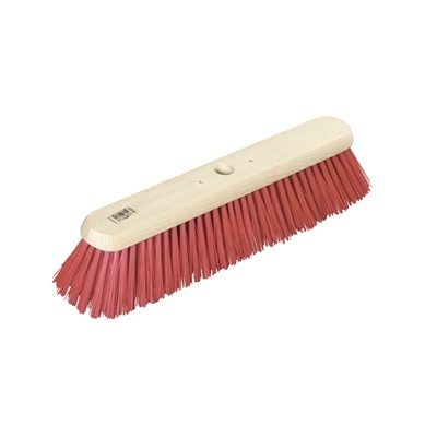 H7/3 -  Red PVC Platform Broom