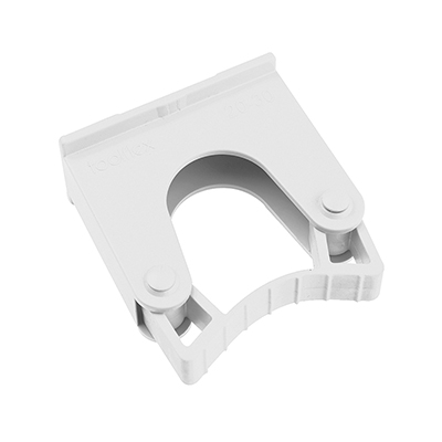 Hill Brush Medium Hanger (White)