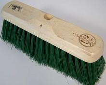 YZ511 - Broom with Threaded Staff Hole