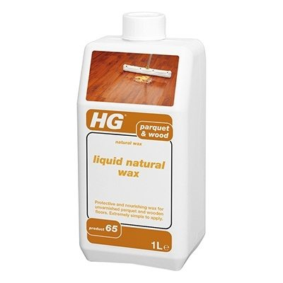 HG 65 Liquid Natural Wax
