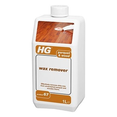 HG 67 Wax Remover