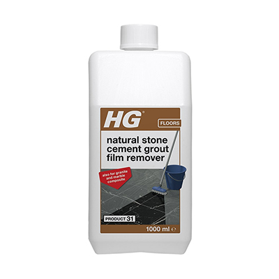 HG 31 Natural Stone Cement & Lime Film Remover