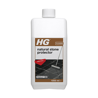 HG 33 Natural Stone Protective Coating (Gloss Finish)