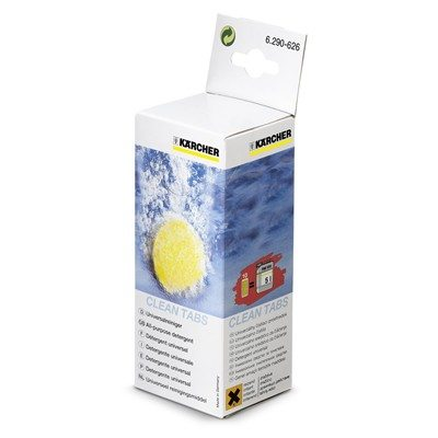 Karcher Rm555 Universal Cleaning Tablets 5 Litres