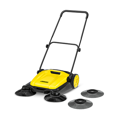 Karcher S650 2-in-1 Outdoor Sweeper