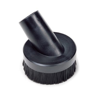 Numatic 38mm Dia - Rubber Brush with Soft Bristles 152mm