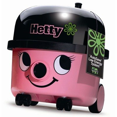Numatic Hetty with black Airo Brush