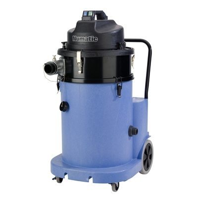 Numatic SSIVD 1800-2 DH Swarf and Coolant Vacuum