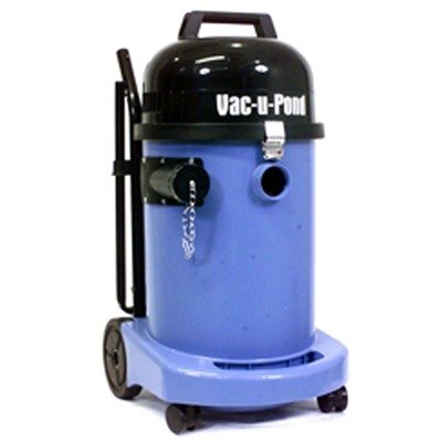 Numatic wet vacuum wvp 470 dh pond vacuum with kit1 for Garden pond vacuum review