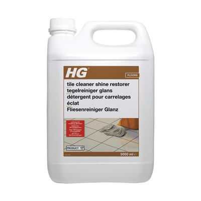 HG Shine Restoring Tile Cleaner Ltr Tiles And Natural Stone - Restore tile floor shine