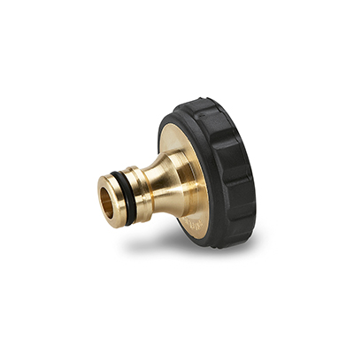 Karcher Brass Tap Adaptor 33.3mm