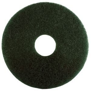 8 Inch Green Floor Pads