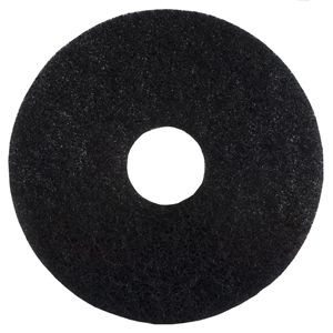 18 Inch Black Floor Pads