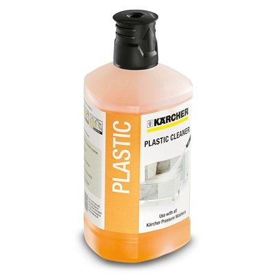Karcher Plug & Clean 3-in-1 Plastic Cleaner