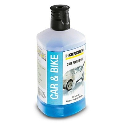 Karcher Plug & Clean 3-in-1 Car Shampoo