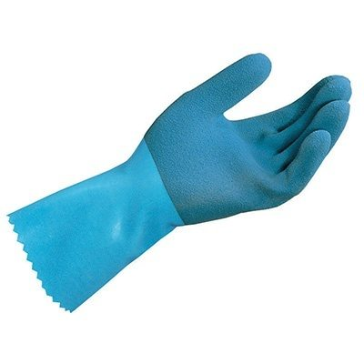 Mapa Natural Latex Jersette 301 Glove Large Chemical