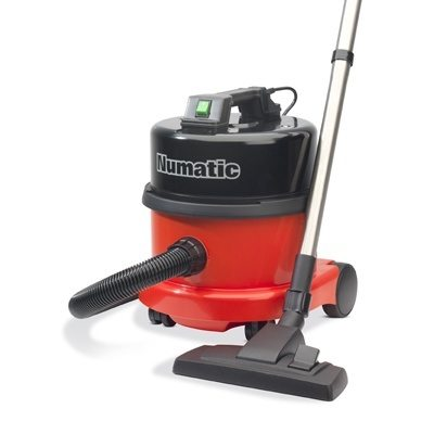 Numatic NVQ200-21 Quiet Vacuum with AS1 Kit