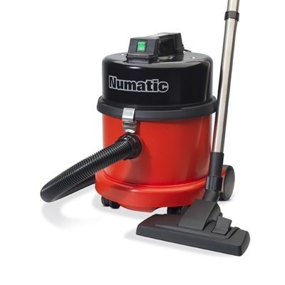 Numatic NVQ380 Quiet Vacuum with AS1 Kit